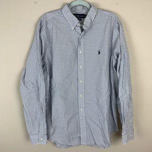 Ralph Lauren Classic Fit Button Down Shirt XL